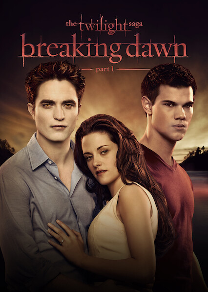 The Twilight Saga: Breaking Dawn: Partie 1 sur Netflix UK