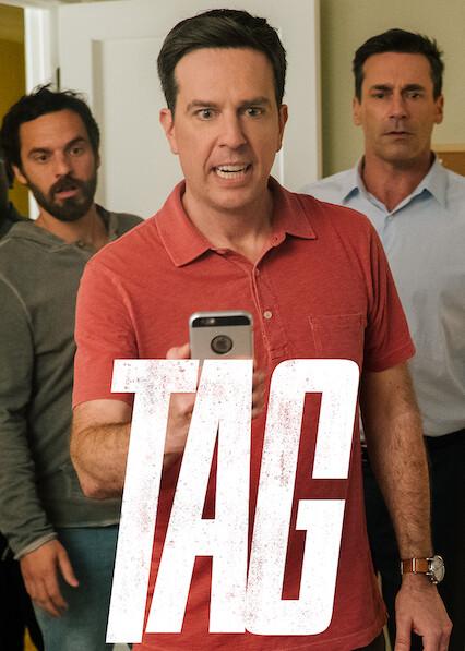 Tag on Netflix UK