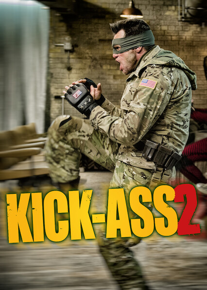 Kick-Ass 2 sur Netflix UK