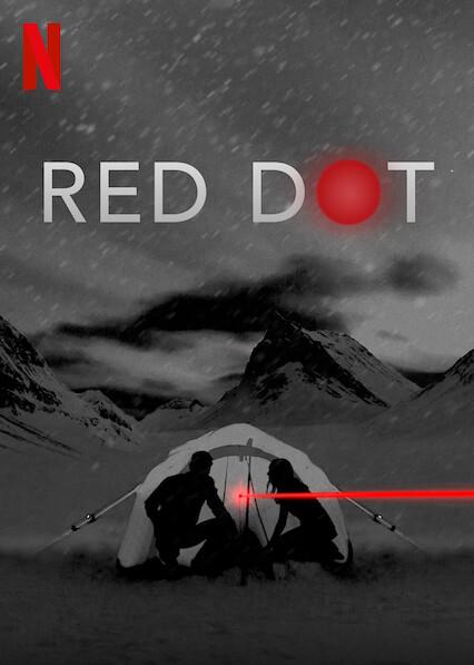 Point rouge sur Netflix UK