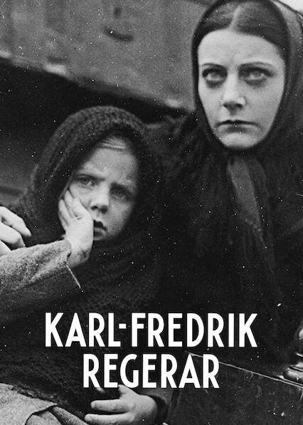 Karl Fredrik règne sur Netflix UK