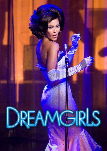 Dreamgirls sur Netflix UK