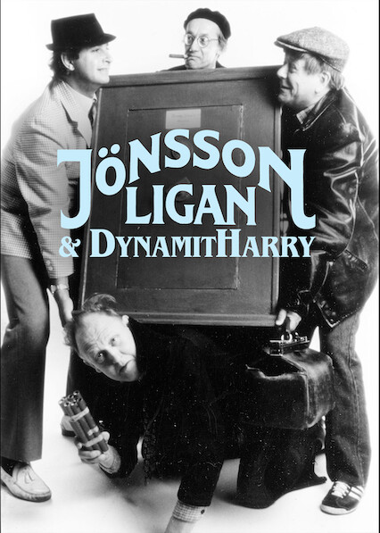 The Jönsson Gang & Dynamite Harry