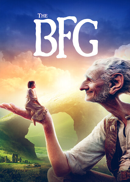 The BFG on Netflix UK