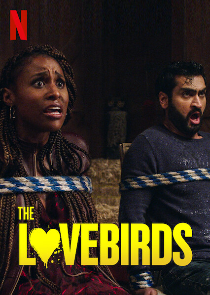 The Lovebirds on Netflix UK