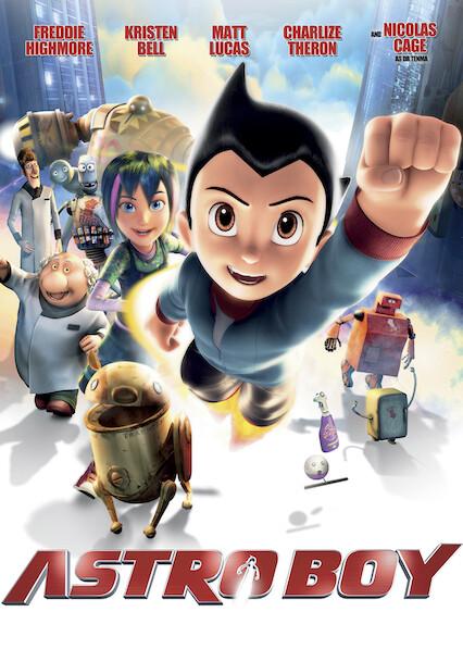 Astro Boy on Netflix UK