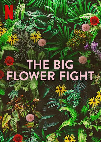 The Big Flower Fight on Netflix UK