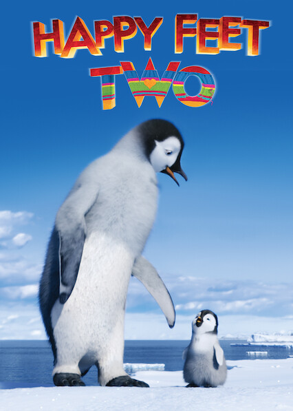 Happy Feet Two sur Netflix UK
