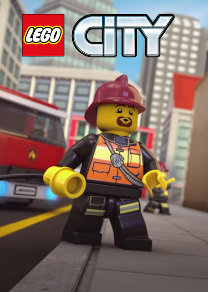LEGO City on Netflix UK
