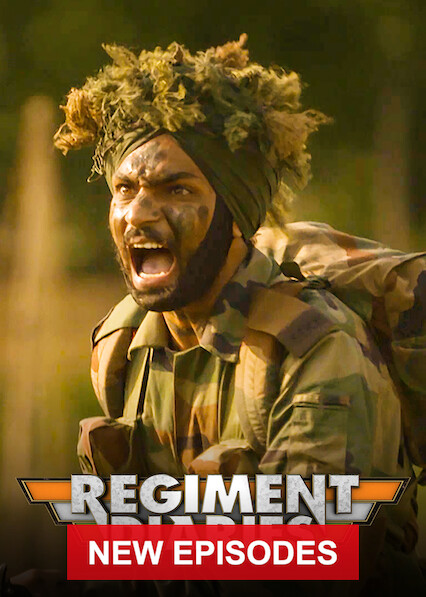 Regiment Diaries sur Netflix UK