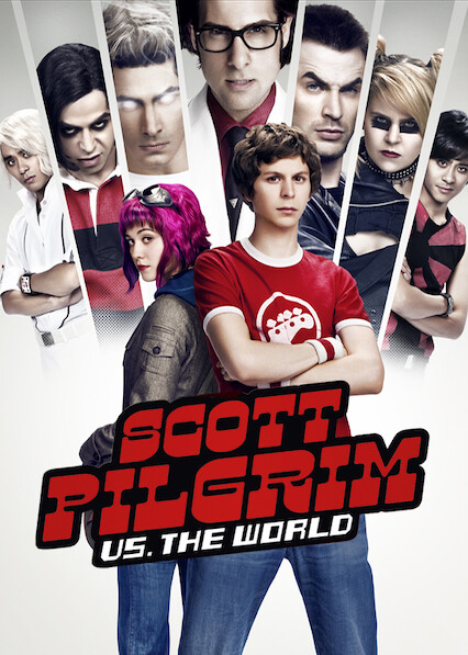Scott Pilgrim vs. the World on Netflix UK