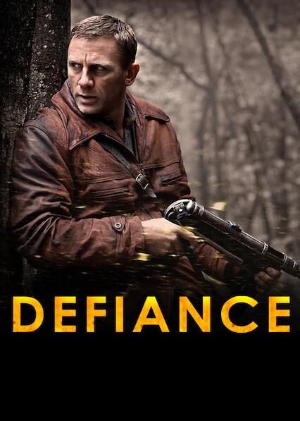 Defiance on Netflix UK