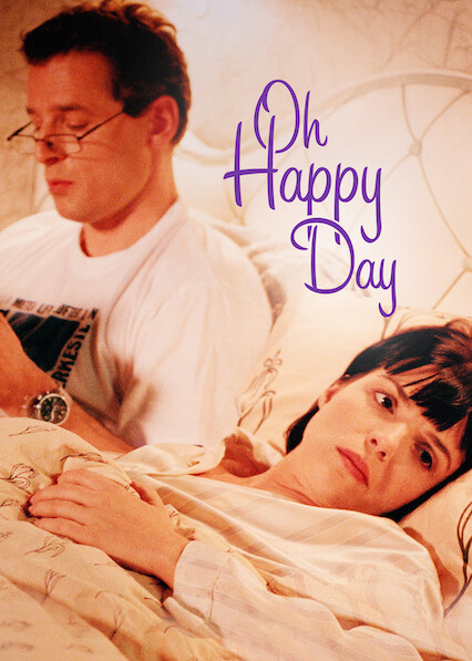 Oh Happy Day sur Netflix UK