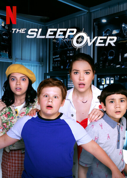 The Sleepover on Netflix UK