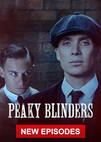 Peaky Blinders on Netflix UK