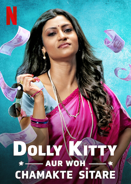 Dolly Kitty Aur Woh Chamakte Sitare on Netflix