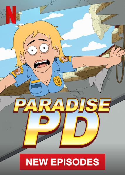 Paradise PD on Netflix UK