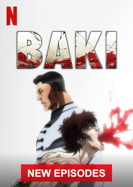 BAKI on Netflix UK