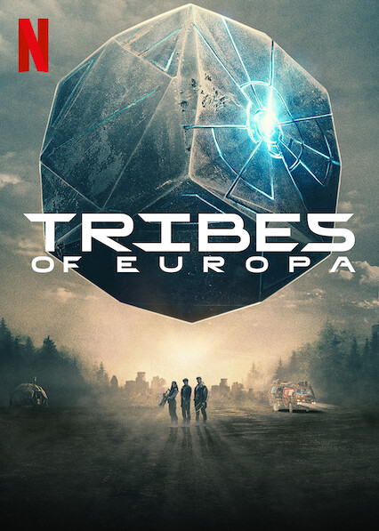Tribes of Europa on Netflix UK