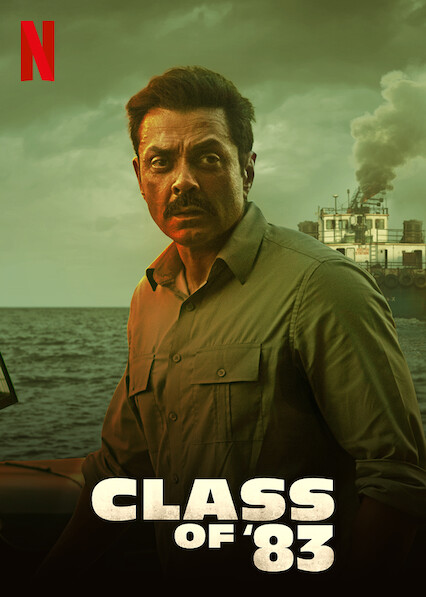 Class of '83 on Netflix