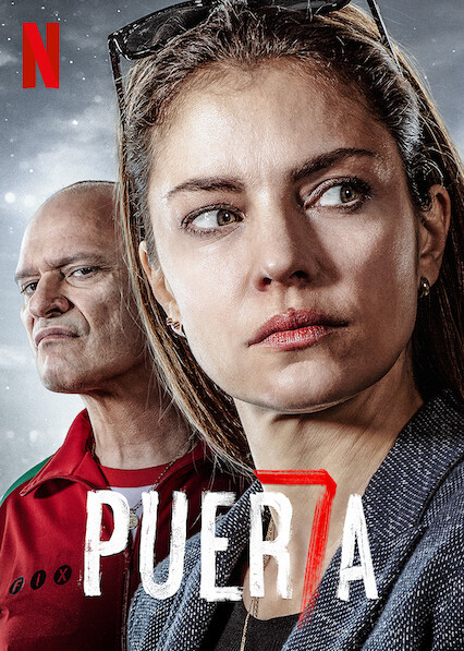Puerta 7 on Netflix UK