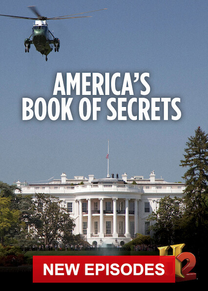 America's Book of Secrets sur Netflix UK