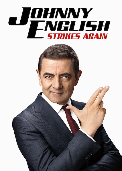 Johnny English frappe à nouveau sur Netflix UK
