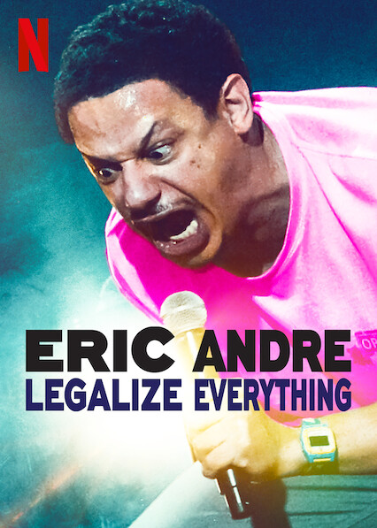 Eric Andre: Legalize Everything on Netflix UK