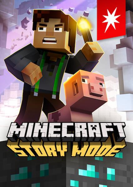 Minecraft: Story Mode on Netflix