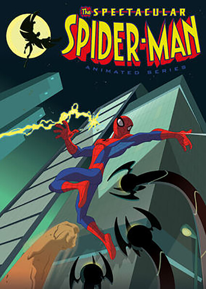 The Spectacular Spider-Man sur Netflix UK
