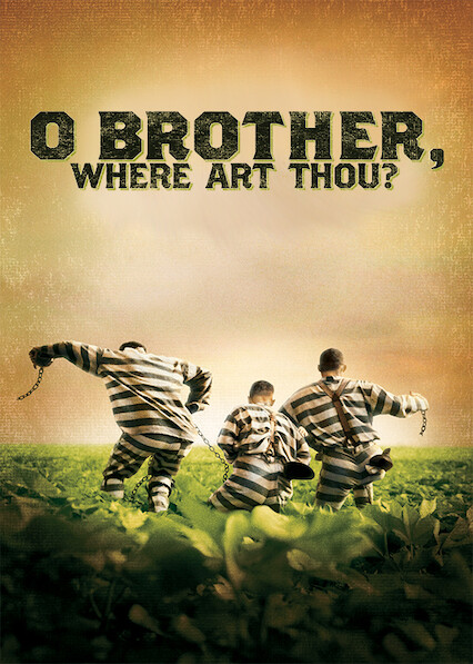 Ô frère, où es-tu? sur Netflix UK