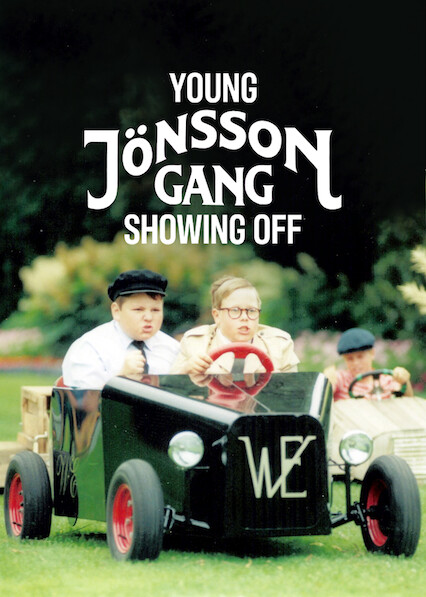 Young Jönsson Gang Showing Off