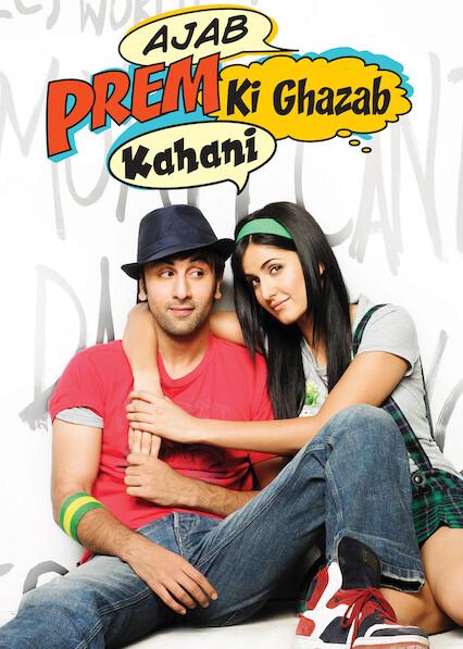 Ajab Prem Ki Ghazab Kahani sur Netflix UK