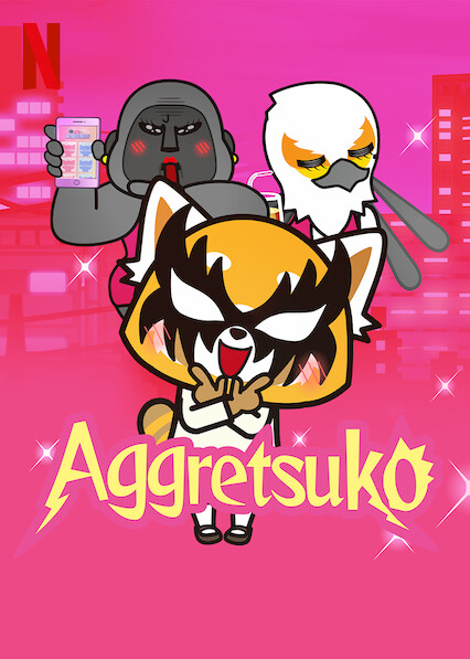 Aggretsuko on Netflix